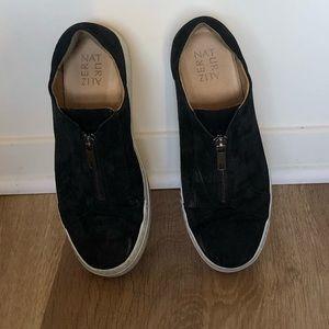 Black Naturalizer Sneaker